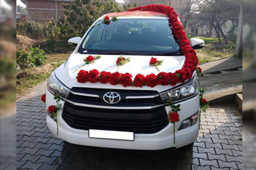 Book Luxury Wedding Car Als In Jandiala